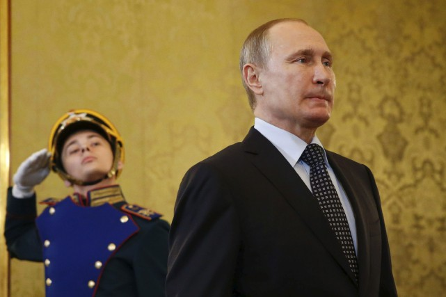 Le président Obama a directement mis en cause... (Maxim Shemetov, AFP)