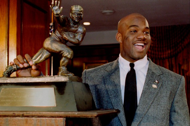 Rashaan Salaam... (PHOTO Mike Segar, archives REUTERS)