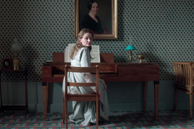 Une scène de Amour fou de l'Autrichienne Jessica... (Media Films)