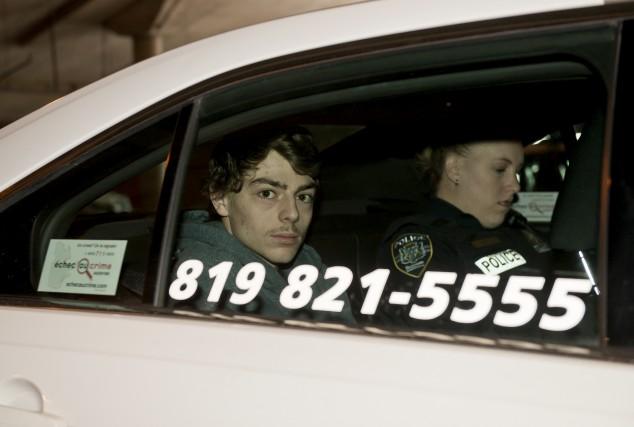 Étienne Pivin a été remis en liberté à... (Spectre Média, Jessica Garneau)
