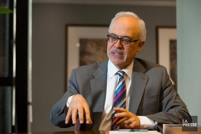 Carlos Leitaosoutient que cette «très bonne année économique»... (Photo Hugo-Sébastien Aubert, Archives La Presse)
