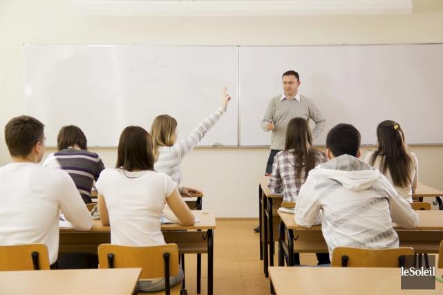 Les élèves québécois se sont distingués dans la... (Photothèque Le Soleil)
