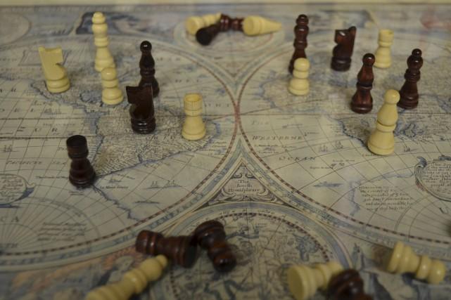 On ne pourra jamais gagner une partie d'échecs... (Collaboration spéciale, David Goudeault)