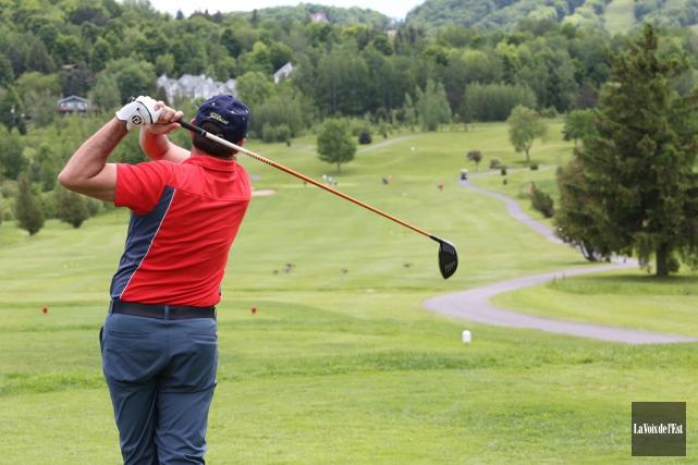 Le Tournoi de golf du juge Godbout a... (archives La Voix de l'Est)