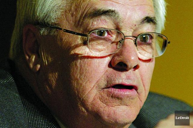 L'ex-député de Gatineau, Réjean Lafrenière... (Archives, LeDroit)