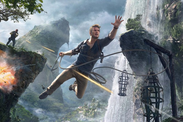 Uncharted 4 : A Thief's End...