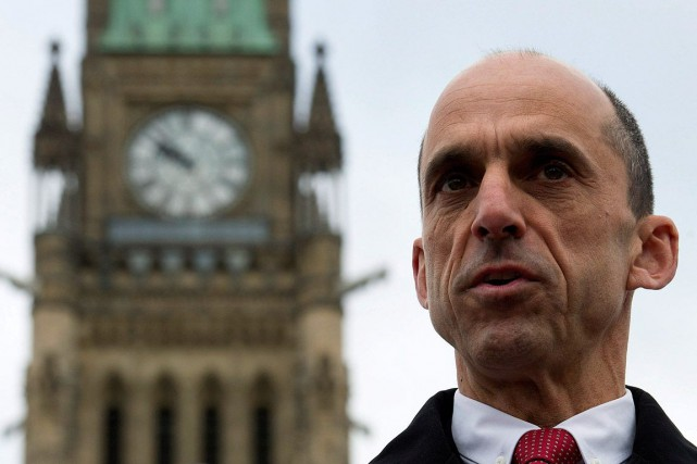 Onze candidats ont indiquéqu'ils avaient déjà versé le... (La Presse canadienne, Adrian Wyld)