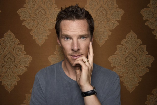 Benedict Cumberbatch... (PHOTO Chris Pizzello, archives AP)