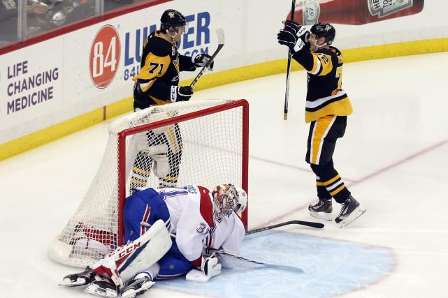 La défaite est peut-être crève-coeur pour le Canadien, mais dans des... (Photo USA Today Sports)