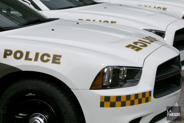 Le policier a reconnu le suspect, malgré la... (archives La Presse)