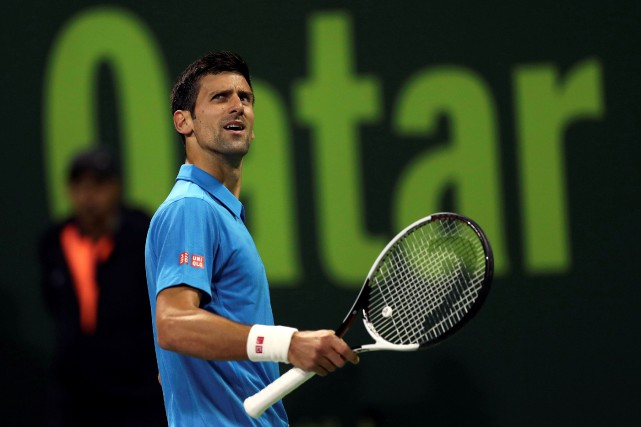 Djokovic fera face au deuxième tour à Horacio... (Photo Reuters)