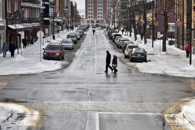 Shawinigan demeure la municipalité qui obtient le plus... (Photo: François Gervais)