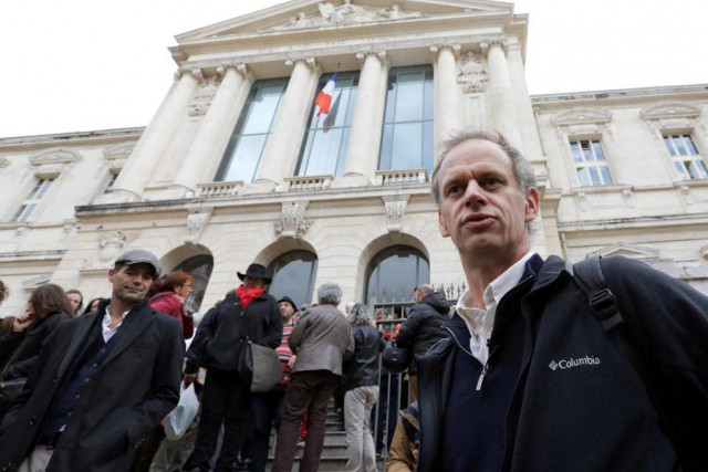 Pierre-Alain Mannoni saura vendredi si le fait d'avoir... (photoEric Gaillard, archives reuters)