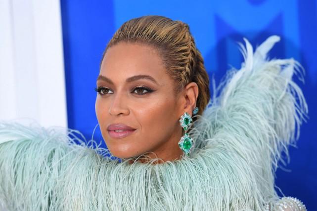 Beyoncé ne s'est jamais produite en solo à... (archives Agence France-Presse)