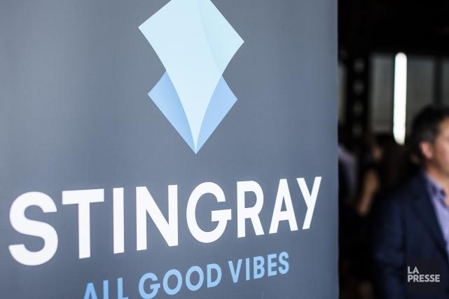 Le modèle d'affaires de Stingray est basé sur... (Photo archives La Presse)