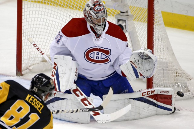 Le gardien Carey Price a été nommé le... (archives Associated Press)