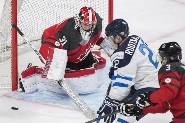 Le comité organisateur du Championnat mondial junior a décidé de revoir à la... (Photo Graham Hughes, archives La Presse canadienne)