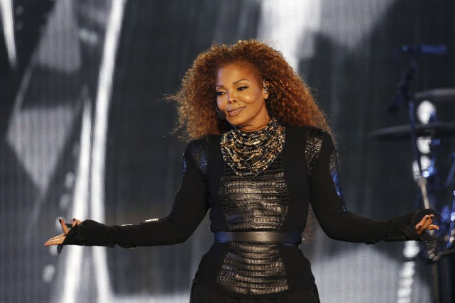 Janet Jackson... (PHOTO ARCHIVES AFP)
