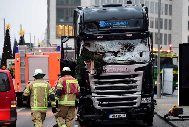 L'attaque du 19 décembre dernier, revendiquée par le... (AFP, Tobias Schwarz)
