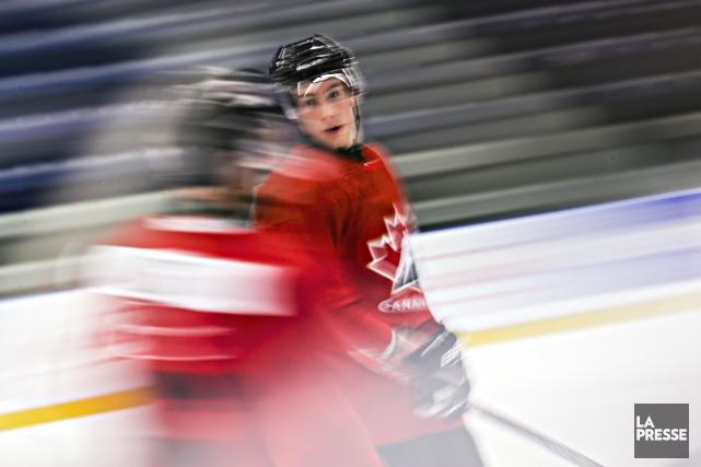 En tant que seul défenseur d'expérience d'Équipe Canada,... (Archives, La Presse)