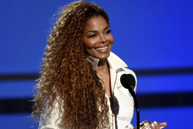 Janet Jackson en juin 2015... (PHOTO ARCHIVES AP)