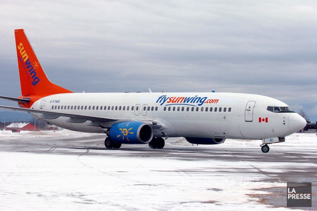 Un expert chevronné en sécurité aérienne estime que le cas du pilote de... (PHOTO ARCHIVES LA PRESSE)
