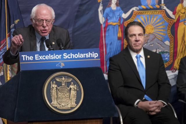 Le gouverneur de l'État de New York, Andrew... (AP, Mary Altaffer)