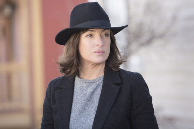 Le chapeau de Pascale Bussières dans Prémonitions... (Sébastien Raymond)