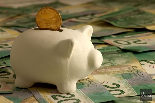Le gouvernement fédéral et neuf provinces ont convenu d'augmenter le taux de... (Archives La Presse)