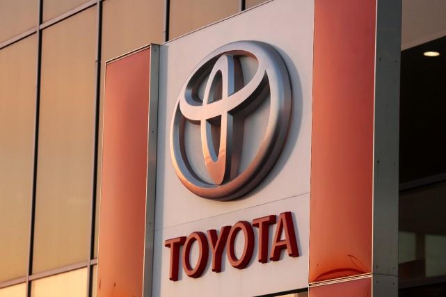 Il y a un an, Toyota avait décidé... (La Presse Bloomberg)