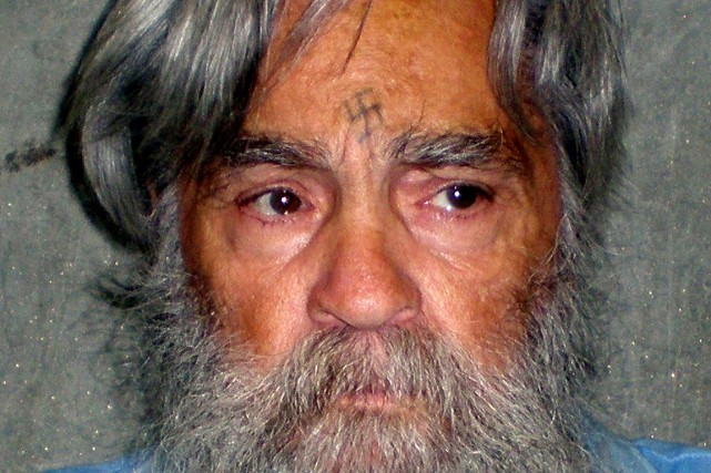 Charles Manson, photographié en juin 2011.... (archives CDCR via REUTERS)