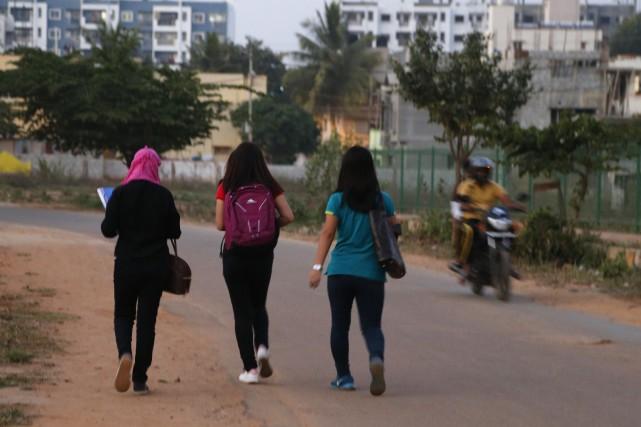 En Inde, les violences sexuelles sont un fléau.... (AP)