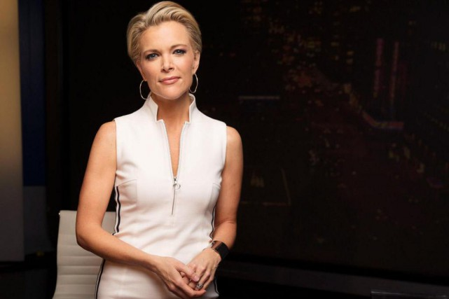L'animatrice Megyn Kelly... (Photo Victoria Will, Archives Associated Press)