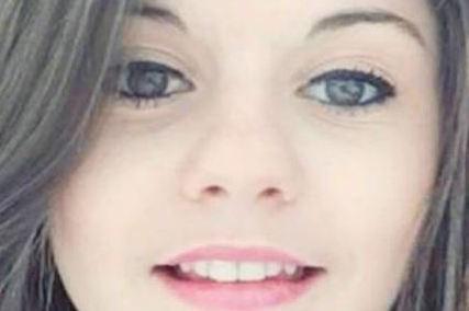 La jeune Robervaloise Audrey Gagné retrouvée dans la... (Photo courtoisie)