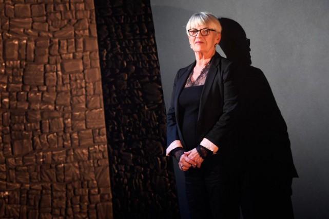 La metteure en scène et directrice artistique du... (Photo Bernard Brault, Archives La Presse)