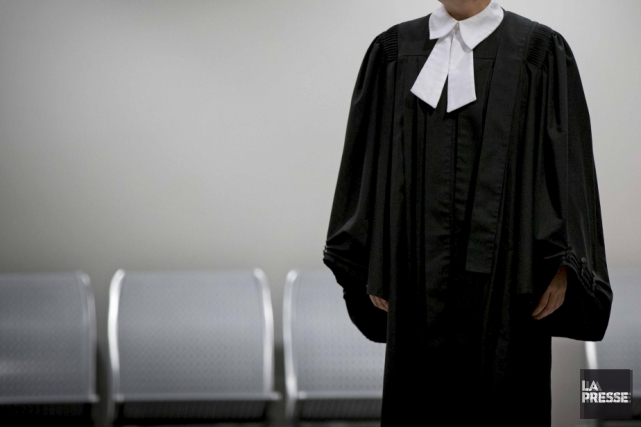 La grève générale des avocats et notaires de l'État québécois, entreprise en... (Archives La Presse)