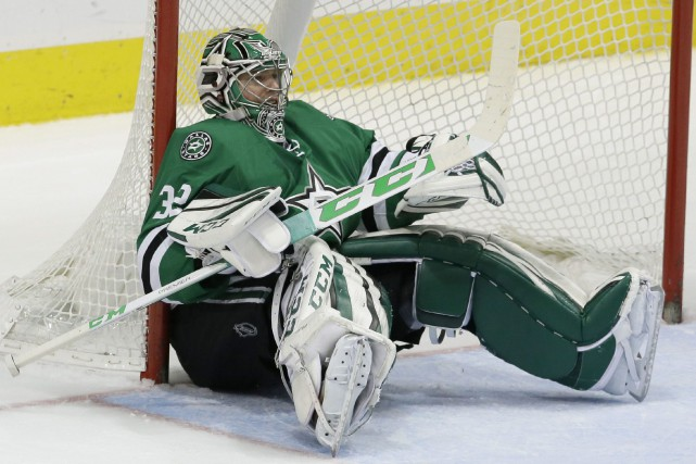 Kari Lehtonen... (Photo LM Otero, archives Associated Press)