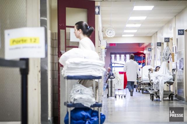 «Pour qu'une entente nationale sur l'avenir des soins... (Archives La Presse)