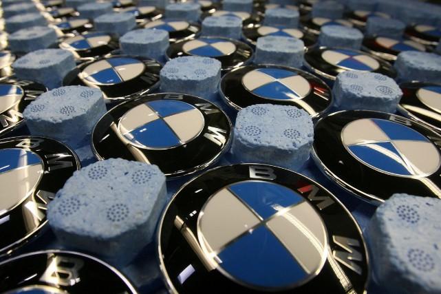 Le constructeur automobile allemand BMW prévoit de mettre une flotte de test de... (Photo Michael Dalder, Reuters)