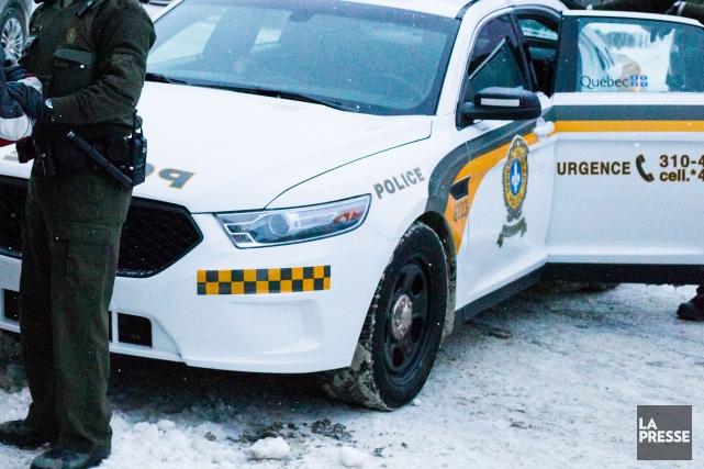 En avril 2016, la police de Montréal comptait... (archives La Presse)