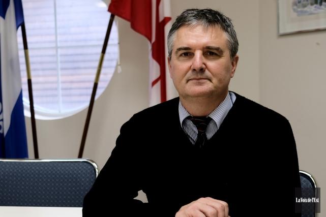 Le directeur général de Dunham, Pierre Loiselle... (Alain Dion, La Voix de l'Est)