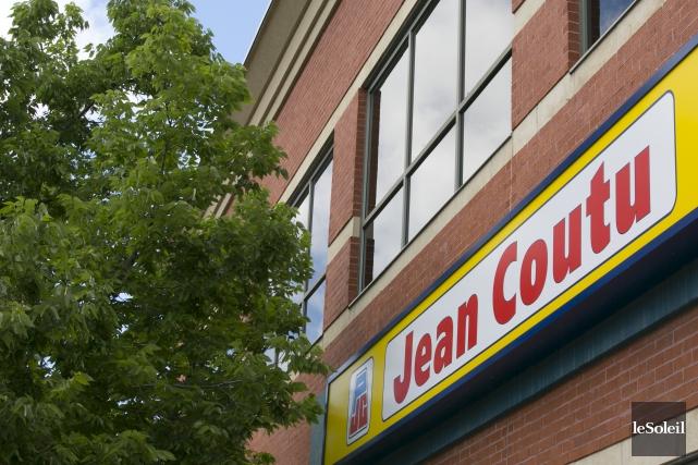 Le Groupe Jean Coutu pourrait réduire son appui... (Archives, Le Soleil)