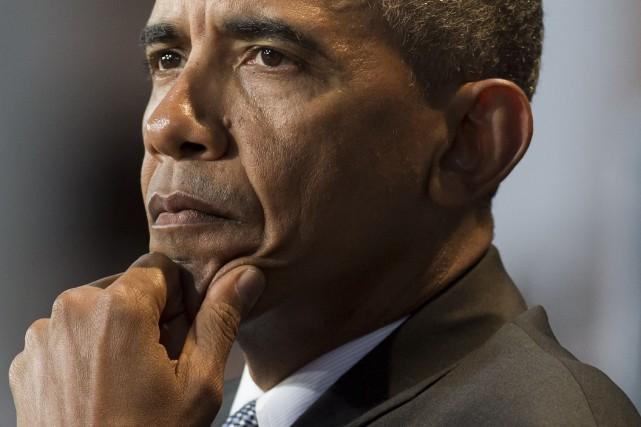 «Alors que je me prépare à passer le... (photo AFP)
