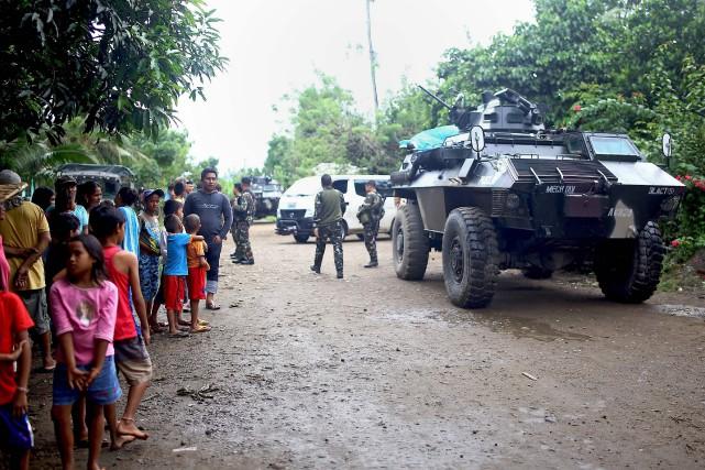 «Nous sommes sur nos gardes car certains des... (AFP)