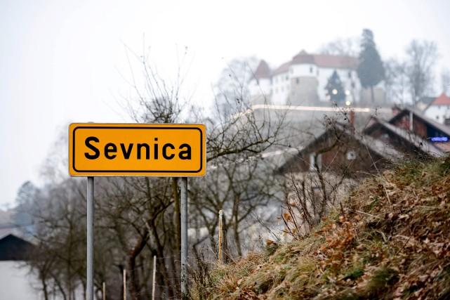 Longtemps une bourgade anonyme, la petite ville de... (AFP, Jure Makovec)