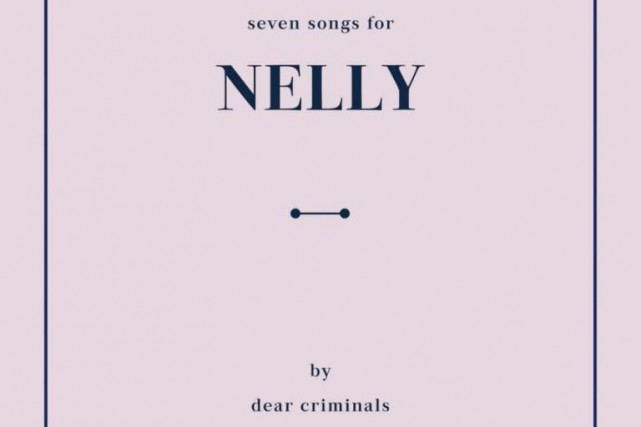 Nelly, de Dear Criminals... (Image fournie par Dear Criminals)