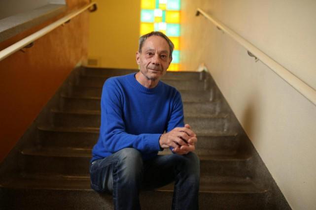 Le réputé chorégraphe Daniel Léveillé compte plus de... (PhotoMartin Chamberland, LA PRESSE)