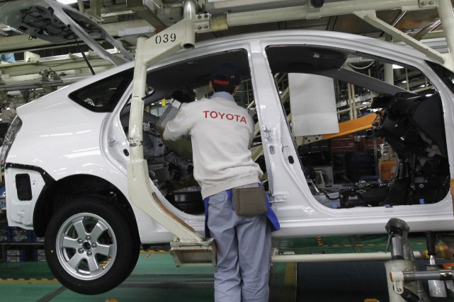 Donald Trump accuse Toyota de vouloir construire une usine... (Photo Kim Kyung-Hoon, archives REUTERS)