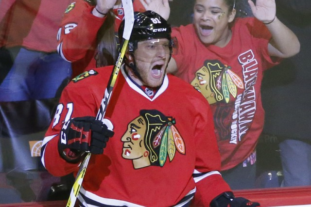 Marian Hossa... (Archives, Associated Press)