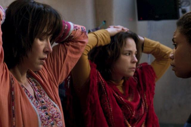 Dans La taularde, Suzanne Clément devient la compagne... (Fournie par Axia Films)